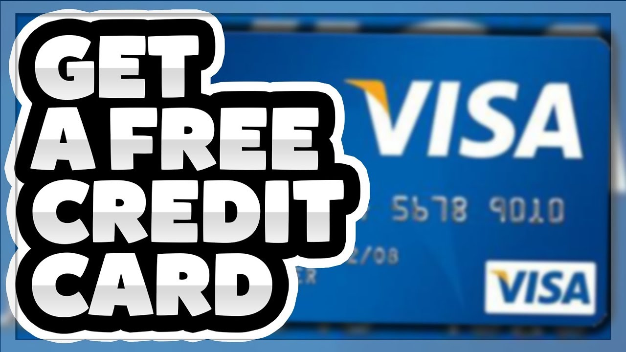How to make a credit card online