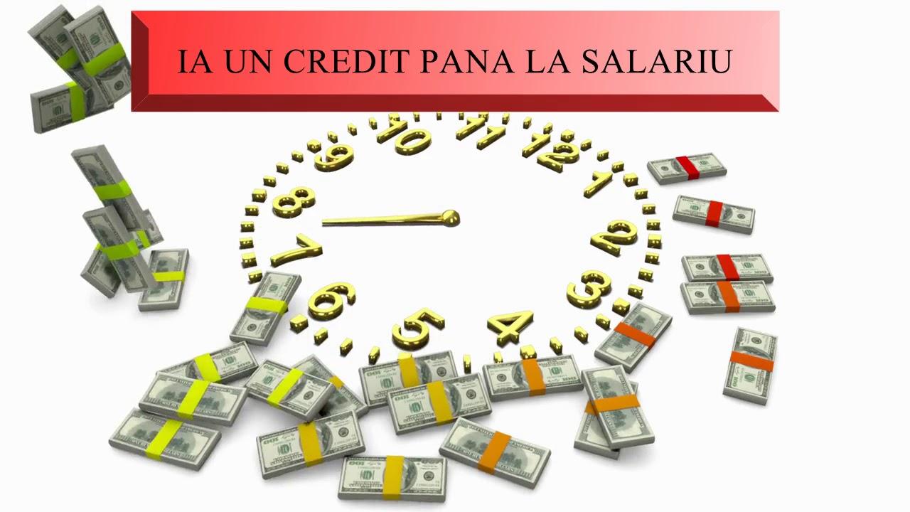 Credit online pana la salariu midi