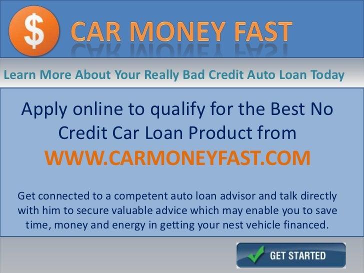 Auto credit online