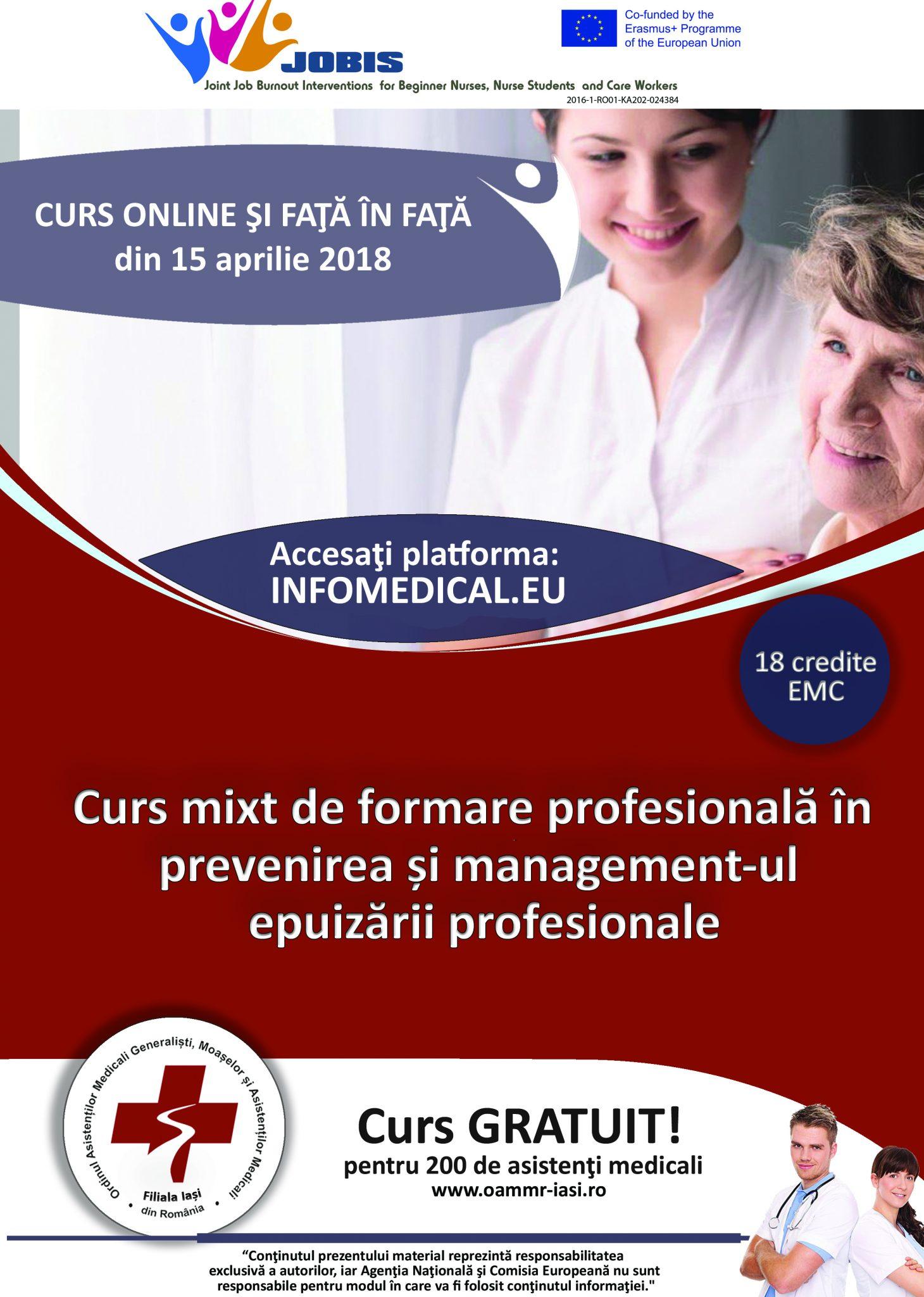 Cursuri online medici credite emc