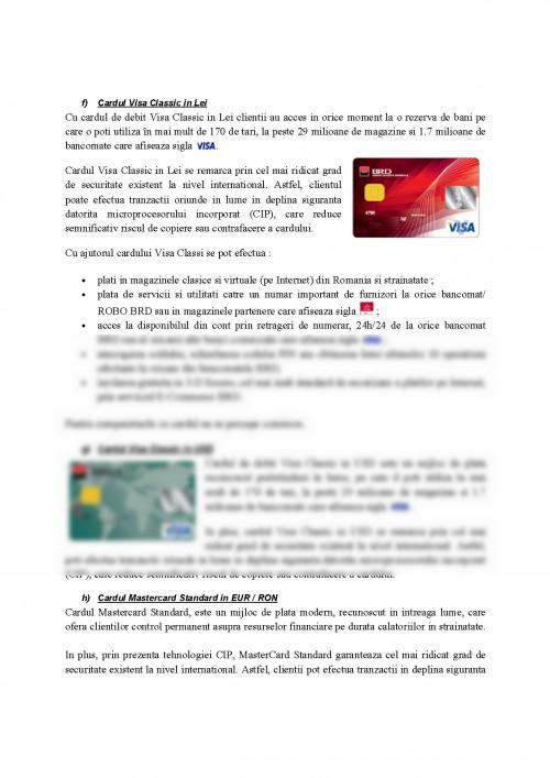 Aplicatii online credite bancare brd