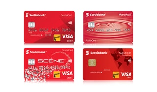 Scotiabank credit card declined when making online purchase