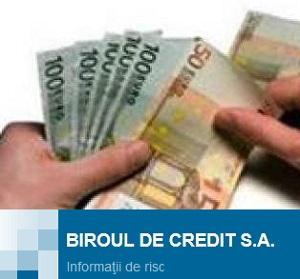 Verificare birou de credit online