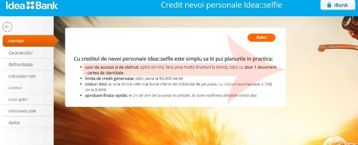 Aplica online raiffeisen credit nevoi personale