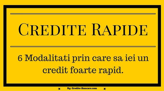 Credit rapid online dobanda 0 prima luna