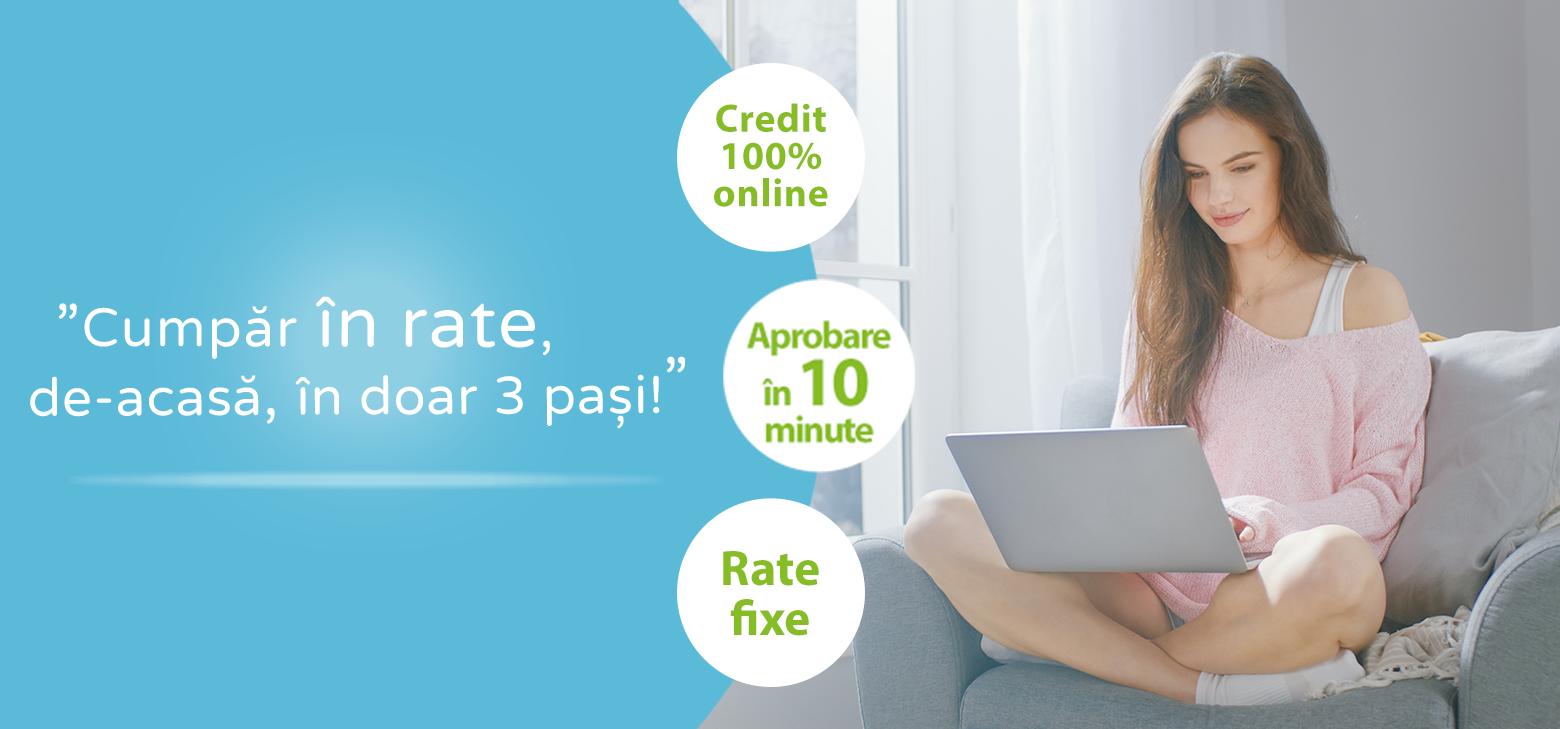 Credit refinantare onlin