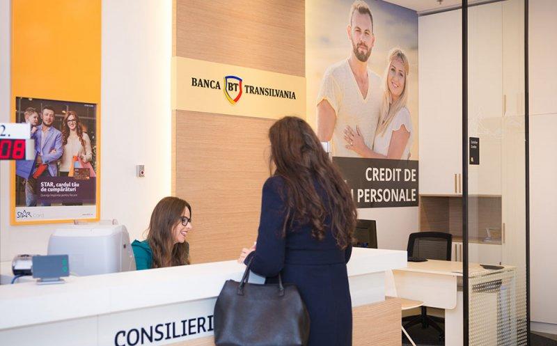 Despre creditul online de la banca transilvania