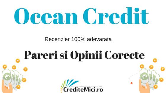 Credit online oceancredit