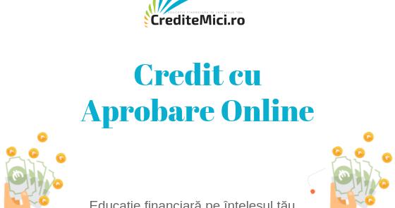 Credite mici online