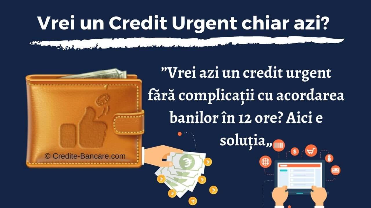 Urgent credit online