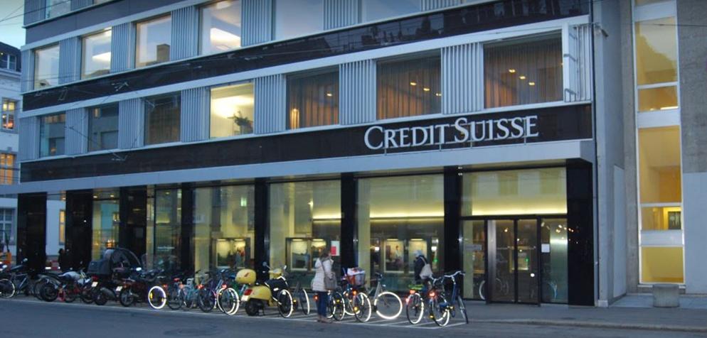 Credit suisse online