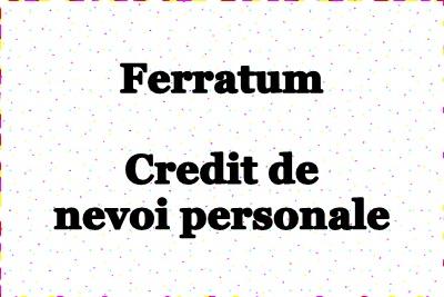 Simulare credite online