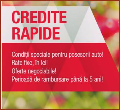 Credit rapid online ifn pentru pfa
