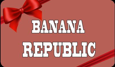 Banana republic online credit center