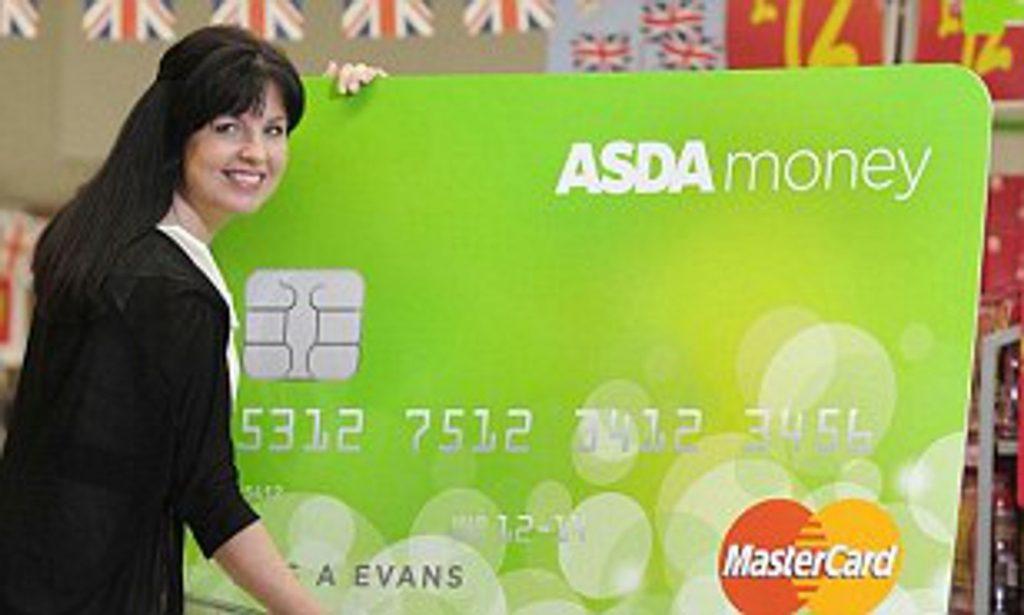 Asda credit card online
