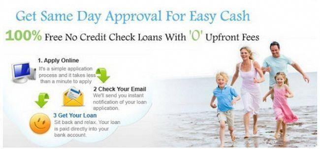Cash loans online no credit check