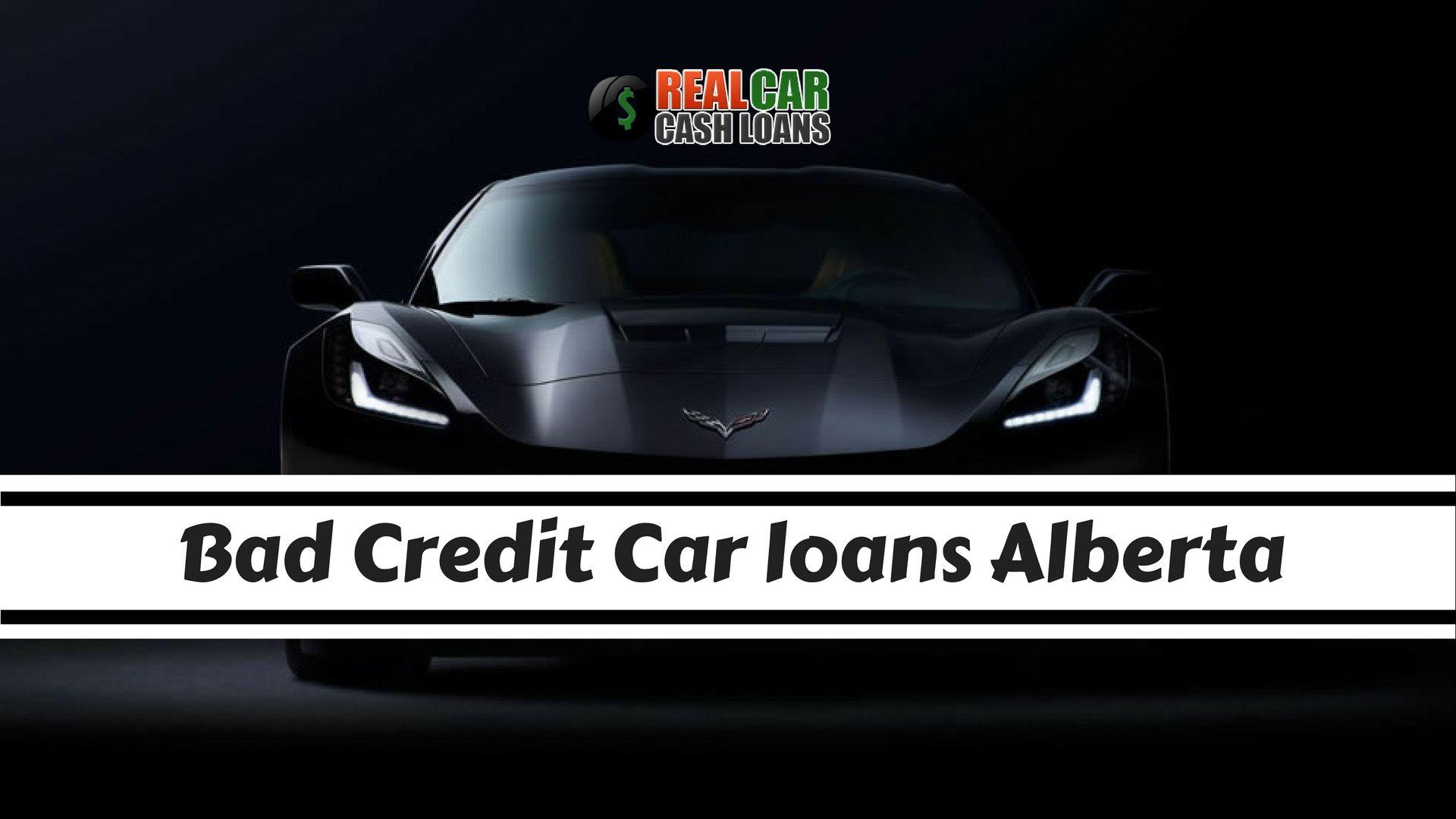 Bad credit car loans online