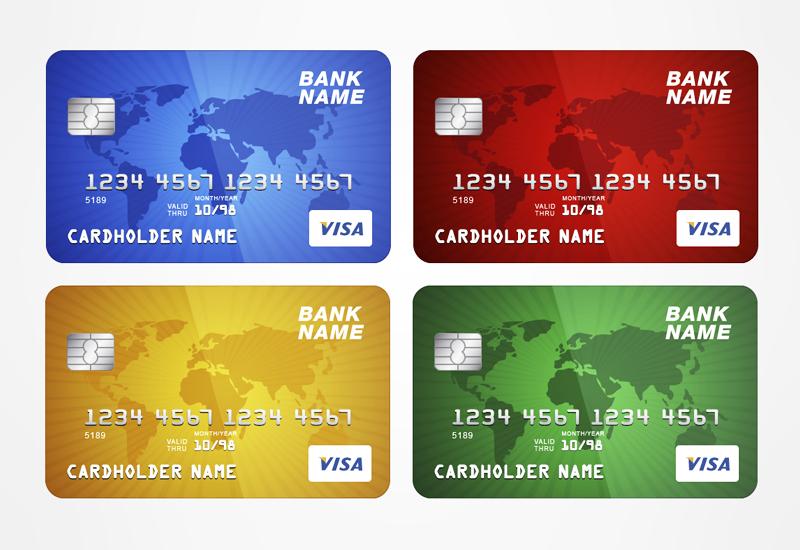 Create credit card online free