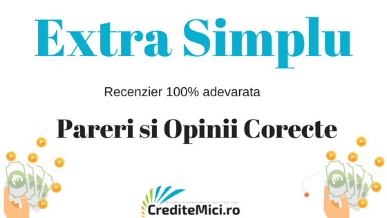 Credit online extra simplu
