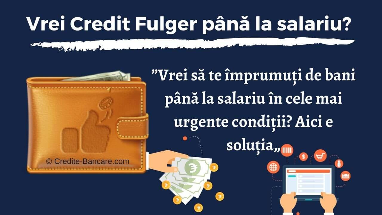 Credit online pana la salariu