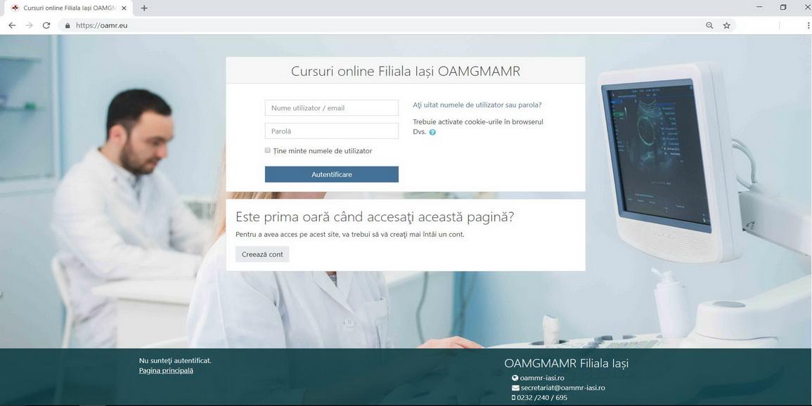 Credite emc online asistenti medicali