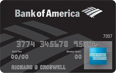 Credit card online banking