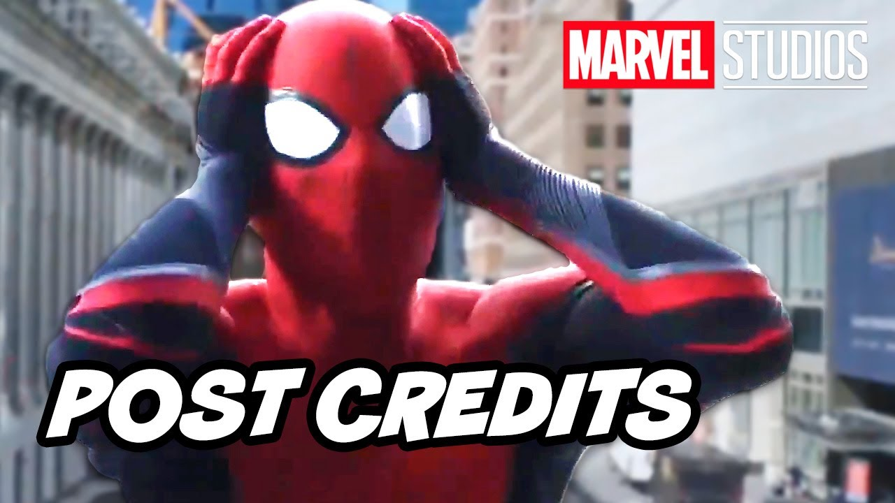 Far from home after credits online
