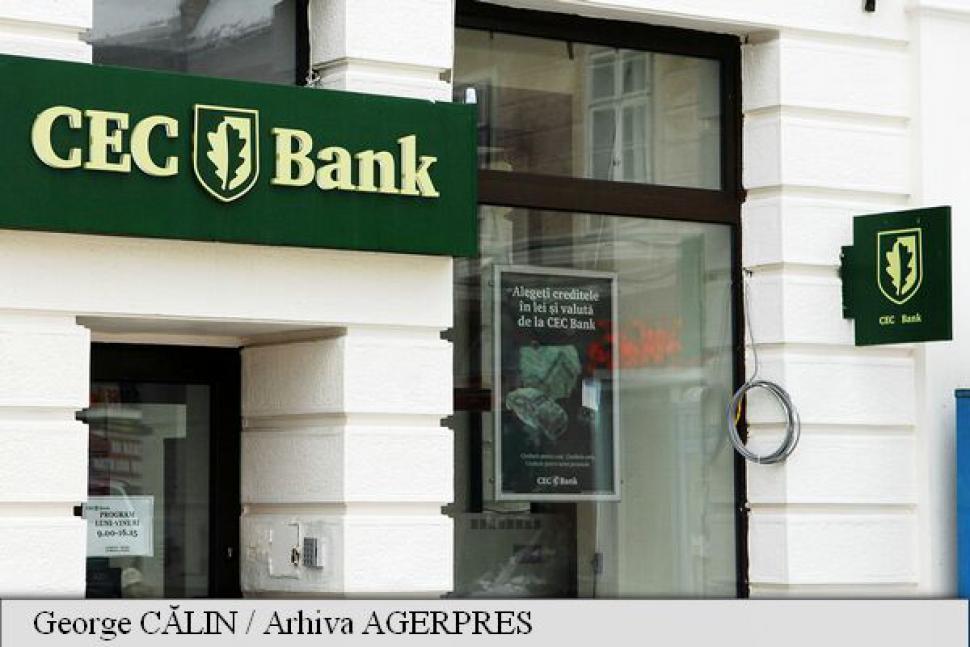 Linie de credit cec bank online