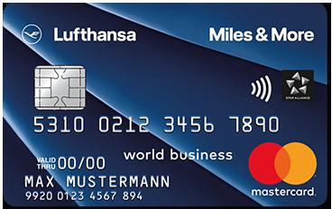 Lufthansa credit card online