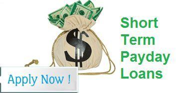 Short term loans online bad credit