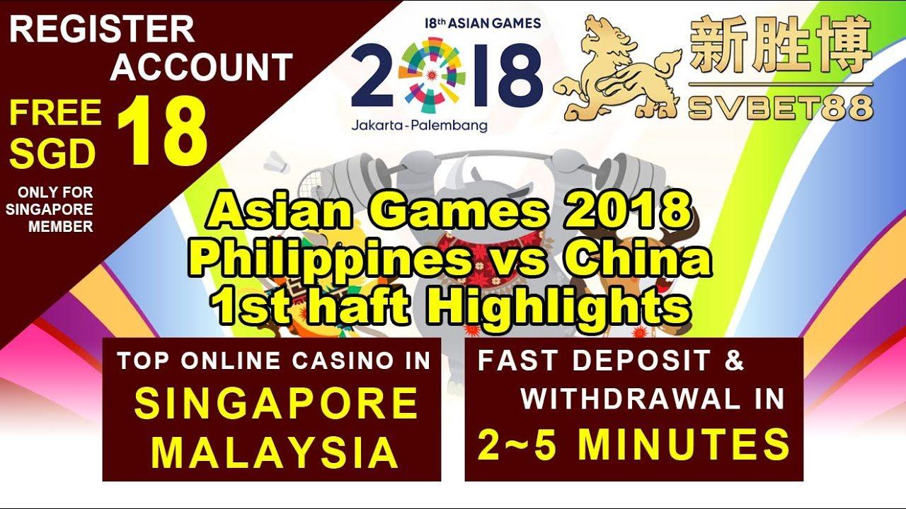 Singapore online casino free credit 2018