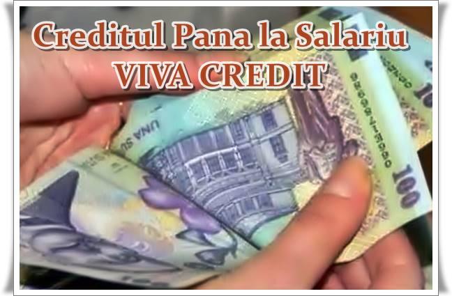 Viva credit online